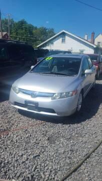 2007 Honda Civic for sale at Keyser Autoland llc in Scranton PA
