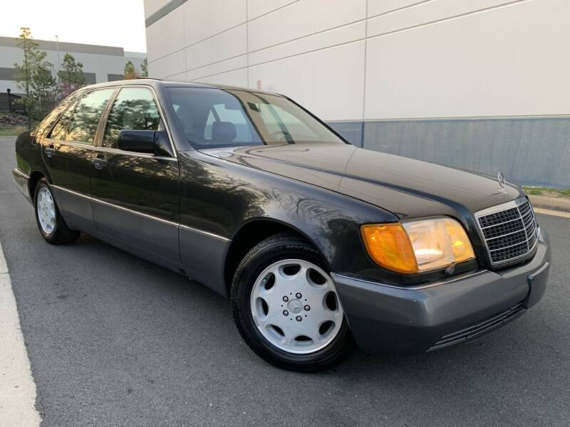 1994 Mercedes-Benz S-Class for sale at PM Auto Group LLC in Chantilly VA