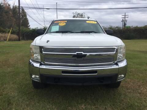 2011 Chevrolet Silverado 1500 for sale at CAPITOL AUTO SALES LLC in Baton Rouge LA