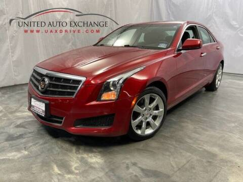 2014 Cadillac ATS for sale at United Auto Exchange in Addison IL