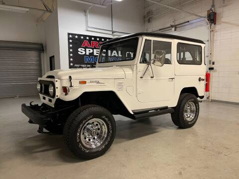 1973 Toyota Land Cruiser for sale at Arizona Specialty Motors in Tempe AZ