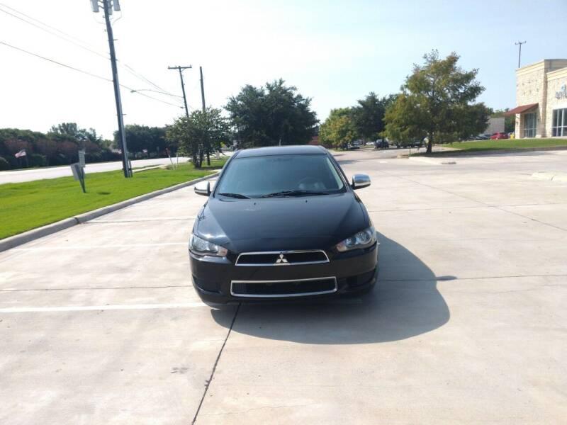 2012 Mitsubishi Lancer AWD SE 4dr Sedan - Mckinney TX