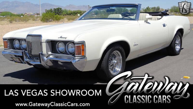 1972 Mercury Cougar for sale in Las Vegas, NV
