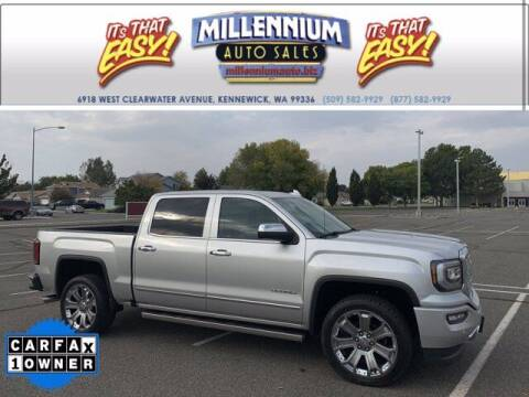 2018 GMC Sierra 1500 for sale at Millennium Auto Sales in Kennewick WA
