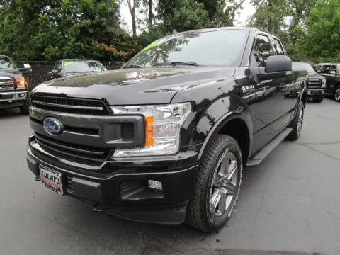 2020 Ford F-150 for sale at LULAY'S CAR CONNECTION in Salem OR