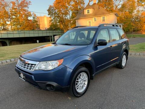 2013 Subaru Forester for sale at Mula Auto Group in Somerville NJ