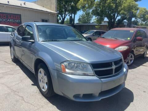 2008 Dodge Avenger for sale at River City Auto Sales Inc in West Sacramento CA