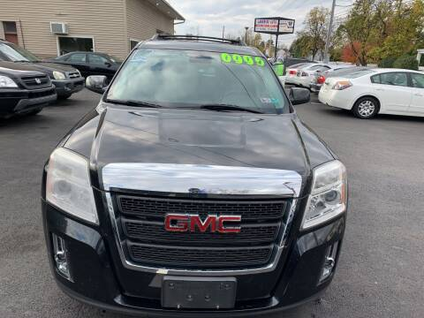2012 GMC Terrain for sale at Roy's Auto Sales in Harrisburg PA