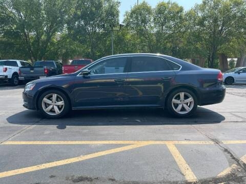 2012 Volkswagen Passat for sale at Affordable Mobility Solutions, LLC - Standard Vehicles in Wichita KS
