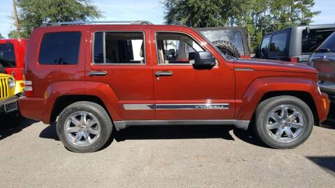 2008 Jeep Liberty for sale at Rodgers Enterprises in North Charleston SC