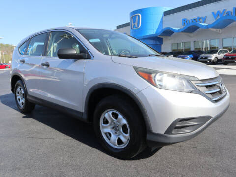 2012 Honda CR-V for sale at RUSTY WALLACE HONDA in Knoxville TN