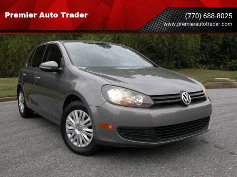 2010 Volkswagen Golf for sale at Premier Auto Trader in Alpharetta GA