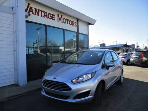 2017 Ford Fiesta for sale at Vantage Motors LLC in Raytown MO