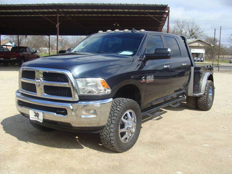 2013 RAM Ram Pickup 3500 for sale at Texas Truck Deals in Corsicana TX