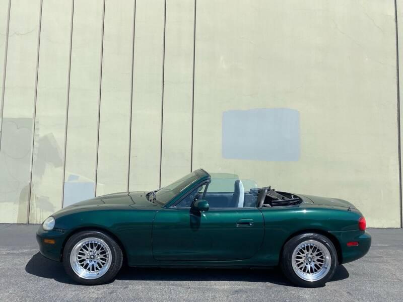 1999 Mazda MX-5 Miata for sale at Carpower Trading Inc. in Anaheim CA