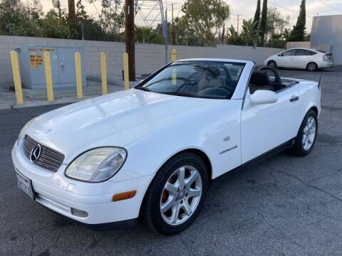 2000 Mercedes-Benz SLK for sale at Hunter's Auto Inc in North Hollywood CA