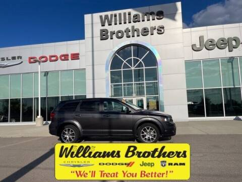 2019 Dodge Journey for sale at Williams Brothers - Pre-Owned Monroe in Monroe MI