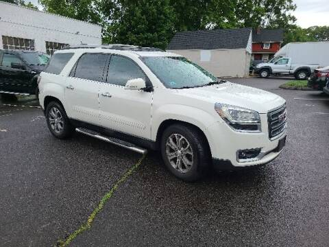 2014 GMC Acadia for sale at BETTER BUYS AUTO INC in East Windsor CT