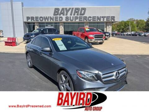 2017 Mercedes-Benz E-Class for sale at Bayird Truck Center in Paragould AR