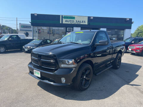 2014 RAM Ram Pickup 1500 for sale at Wakefield Auto Sales of Main Street Inc. in Wakefield MA