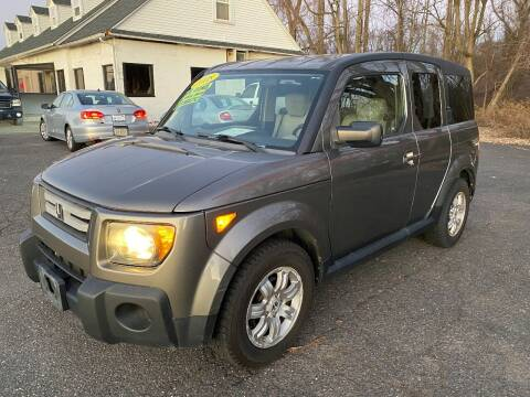 2008 Honda Element for sale at East Windsor Auto in East Windsor CT