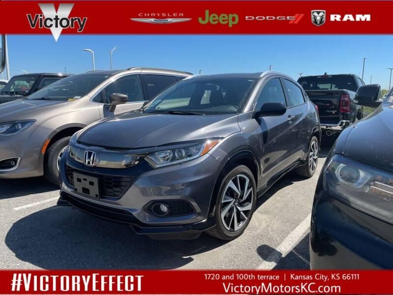 2019 Honda HR-V for sale in Kansas City, KS