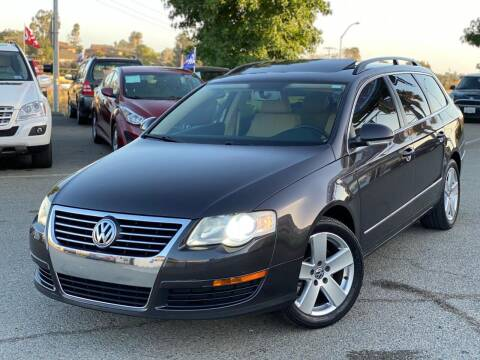 2008 Volkswagen Passat for sale at Gold Coast Motors in Lemon Grove CA
