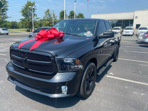 2018 RAM Ram Pickup 1500 for sale at Charlotte Auto Group, Inc in Monroe NC