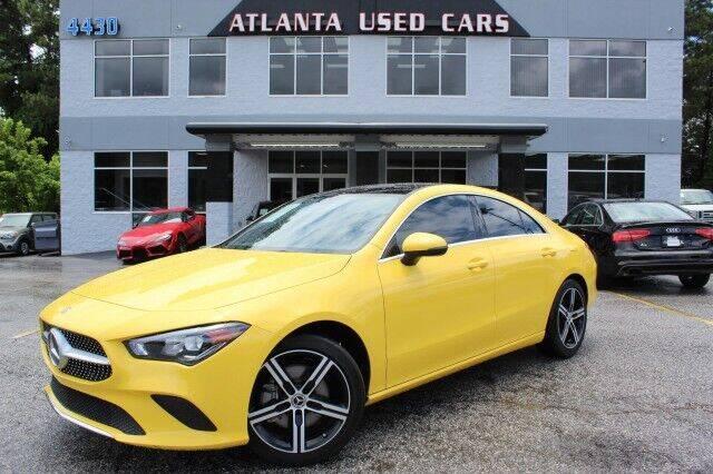 2020 Mercedes-Benz CLA for sale in Lilburn, GA