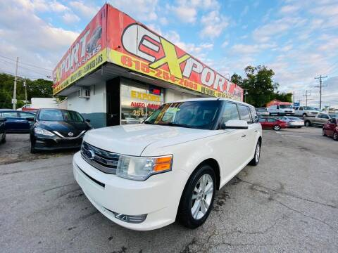 2010 Ford Flex for sale at EXPORT AUTO SALES, INC. in Nashville TN