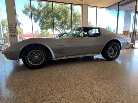 1972 Chevrolet Corvette for sale at Corvette Specialty by Dave Meyer in San Diego CA