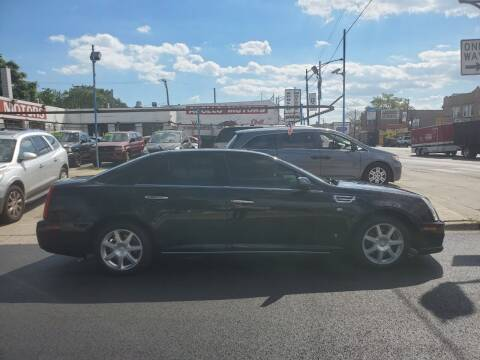 2008 Cadillac STS for sale at Apollo Motors INC in Chicago IL