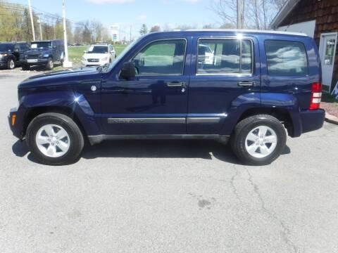 2012 Jeep Liberty for sale at Trade Zone Auto Sales in Hampton NJ
