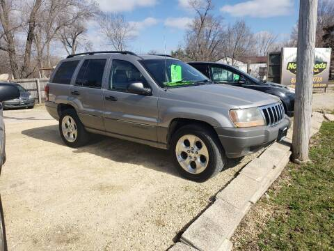 2002 Jeep Grand Cherokee for sale at Northwoods Auto & Truck Sales in Machesney Park IL