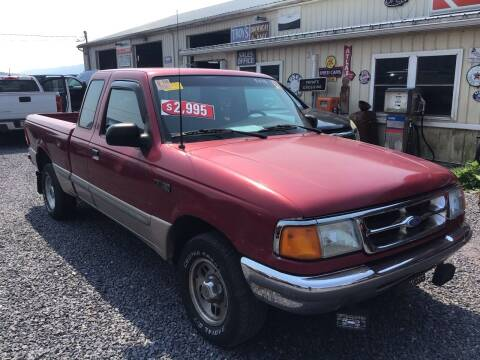 1996 Ford Ranger for sale at Troys Auto Sales in Dornsife PA