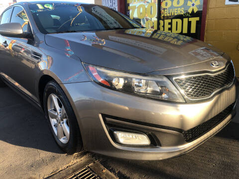 2014 Kia Optima for sale at Sunday Car Company LLC in Phoenix AZ