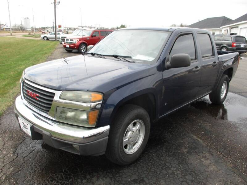 2007 GMC Canyon for sale at KAISER AUTO SALES in Spencer WI