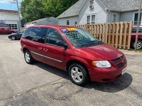 2007 Dodge Caravan for sale at PEKIN DOWNTOWN AUTO SALES in Pekin IL