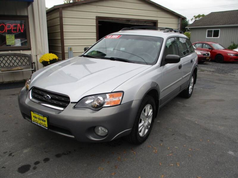2005 Subaru Outback for sale at TRI-STAR AUTO SALES in Kingston NY