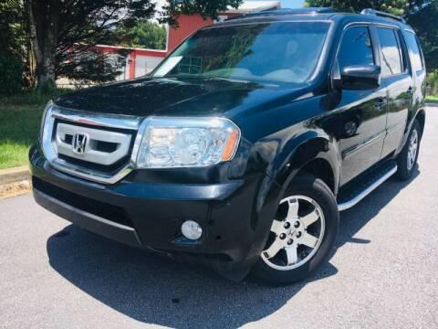 2011 Honda Pilot for sale at Atlanta United Motors in Buford GA