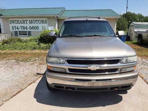 2003 Chevrolet Suburban for sale at Swihart Motors in Lapaz IN