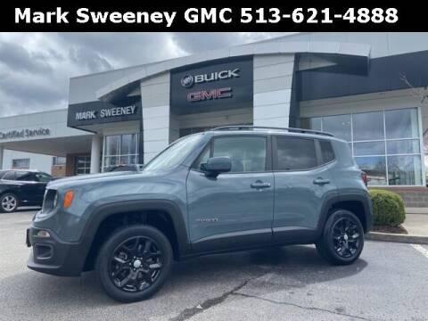 2017 Jeep Renegade for sale at Mark Sweeney Buick GMC in Cincinnati OH