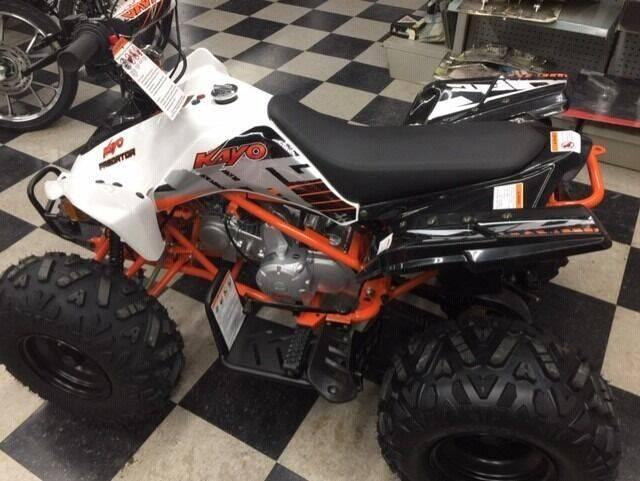 2021 Kayo PREDATOR 125 for sale at Irv Thomas Honda Suzuki Polaris in Corpus Christi TX