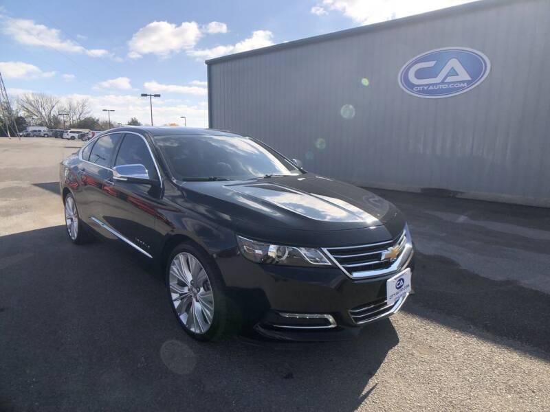 2015 Chevrolet Impala for sale at City Auto in Murfreesboro TN