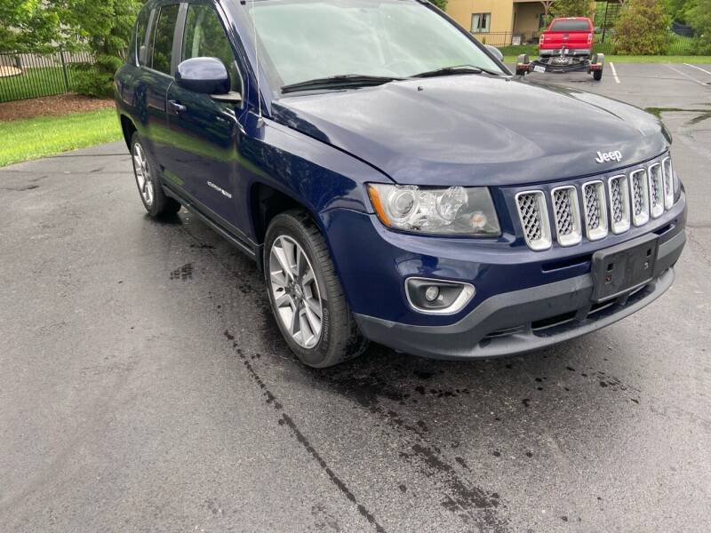 2014 Jeep Compass for sale at Nice Cars in Pleasant Hill MO