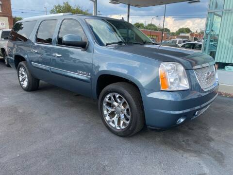 2008 GMC Yukon XL for sale at All American Autos in Kingsport TN
