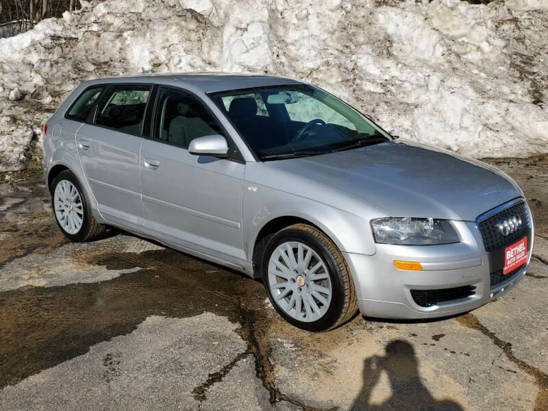 2006 Audi A3 for sale at Bethel Auto Sales in Bethel ME