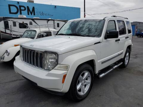 2010 Jeep Liberty for sale at DPM Motorcars in Albuquerque NM