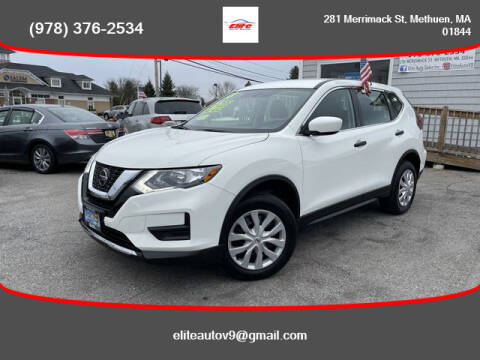 2018 Nissan Rogue for sale at ELITE AUTO SALES, INC in Methuen MA