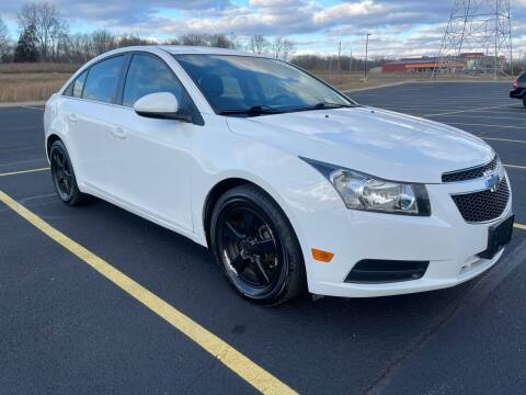 2014 Chevrolet Cruze for sale at Quality Motors Inc in Indianapolis IN